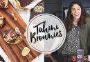 HOW TO MAKE TAHINI BROWNIES | Healthy + Gluten-Free Dessert Recipe
