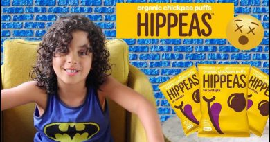 TasteTest: Organic Chickpea Puffs by Hippeas: Healthy snacks for kids: Starbucks snacks
