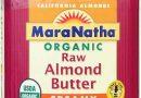 Maranatha Natural Foods Organic Almond Butter Raw & Creamy No Salt Case of 3 8 o