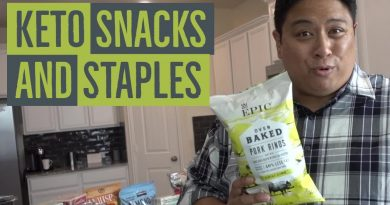 Keto Snacks and Staples: Costco and Whole Foods Grocery Haul