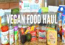 VEGAN FOOD GROCERY HAUL | My Essentials ( Snacks, Meal Ideas) | Darlene Octavia