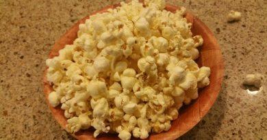 Yummy Organic Popcorn Recipe – Cindys Kitchen