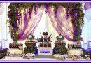 Create a Dessert Bar | Sweet 16 Birthday Wedding Dessert Table Ideas