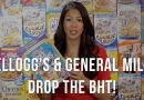 Kellogg's & General Mills: Drop the BHT From Your Cereal – Like You Do In Other Countries!