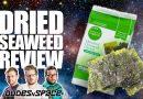 Dried Seaweed Snack Review – Dudes N Space