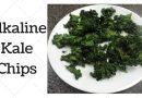 Green Kale Chips Dr.Sebi Alkaline Electric Snack
