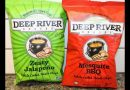 Deep River Snacks: Zesty Jalapeno & Mesquite BBQ Review