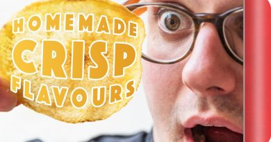 How To Make Custom Crisp / Potato Chip Flavours!