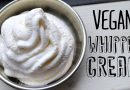 How to Make Vegan Whipped Cream | Fablunch
