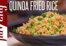 Quinoa Fried Rice – Easy Quinoa Recipe – FlavCity with Bobby