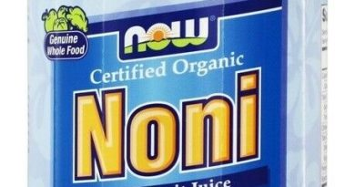 NOW Foods –  Noni Certified Organic Superfruit Juice – 32 fl. oz.