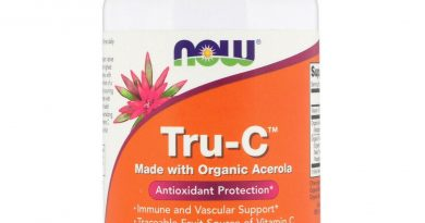 Now Foods  Tru-C  , Organic Acerola, 60 Vegetarian Capsules