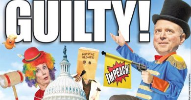 "What a Schiff Show! Congressional clowns unleash staged ""impeachment theater"" that only makes themselves look like moronic fools and cheats – NaturalNews.com"