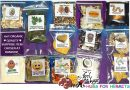 Hermit Crab Food ORGANIC, QUALITY, COMPLETE NUTRITION PACK –  PLUS Surprise!!