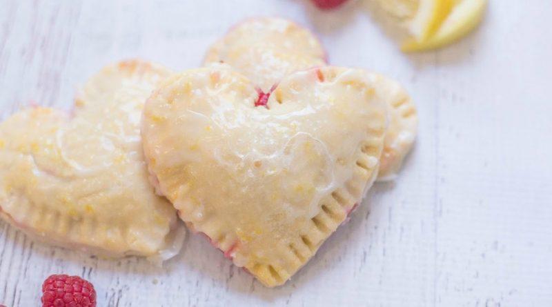 Raspberry-Lemon Hand Pies (with gluten free option)