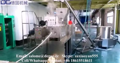 Extruded Corn Puffed Snapea Crisps Food Machine Green Pea Crisps snack Production Plant