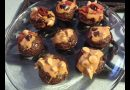 Organic Peanut Butter Brownie Bites – Great for FALL!