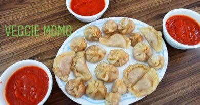 Veggies momo vegan dumplings vegetarian delight organic healthy snacks lunch dinner momo sauce
