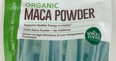 Organic 100% MACA Powder Whole Foods 8 oz. Exp: 8/31/20