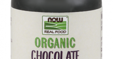 Organic Chocolate Monk Fruit Now Foods 1.8 fl oz Liquid