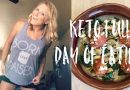 Keto Full Day Of Eating, Testing For Ketones, & Superfood Brownie Batter Fat Bomb Recipe