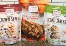 Creative Snacks Co. Pumpkin Pecan Granola & Coconut Snacks with Cranberries and Pumpkin Seeds
