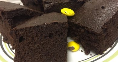 Cake like Brownies