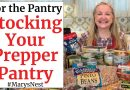 How to Stock Your Prepper Pantry with Real Food