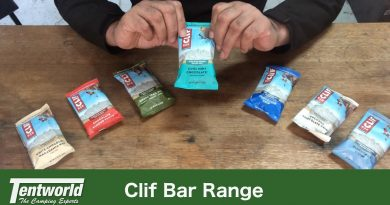 Clif Bars – Organic Energy Bar Range