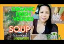 (Luzv's Cooking) ORGANIC VEGETABLES SOUP in White OATS