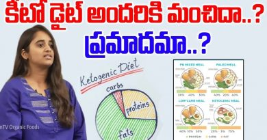 Is Keto Diet Safe? || Dr Sarala about Keto Diet Plan || SumanTV Organic Foods