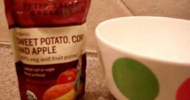 Organic Fruit Snacks – Peter Rabbit Organics Sweet Potato, Corn and Apple – Antioxidant-fruits