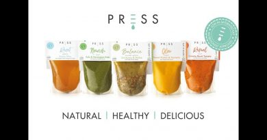 PRESS Health Foods | Super Soups Launch | Vegan, Organic, Healthy Soups