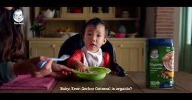 Gerber Organic Cereals – New (15s)
