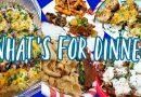 WHAT'S FOR DINNER | EASY KETO DINNER IDEAS | NICOLE BURGESS