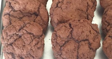 Cocoa (Cacao) Butter Chocolate Brownie Cookies