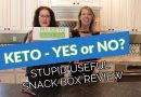 Ep – 5 Keto Snack Box Review