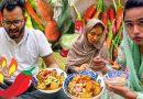 Eating Naga Fuchka (Panipuri / Golgappa) – Extreme Spicy Food – Bengali Street Food