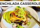 Enchilada Casserole  |  Vegan