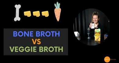 Bone Broth vs Vegetable Broth Taste Test