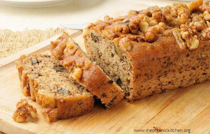 Banana Nut Bread or Muffins (gluten free option)