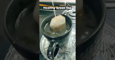 Soothing organic green tea !! #shorts #tea