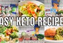 EASY KETO MEALS ON A BUDGET | KETO RECIPES FOR THE FAMILY  |  LOW CARB RECIPES