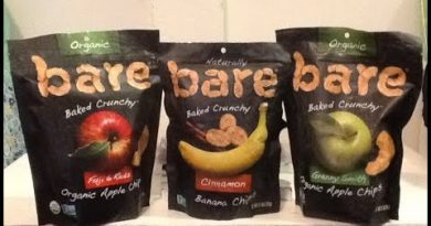 A Favorite Snack Brand – Part 3: Bare Foods